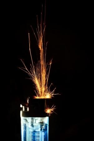 lighter: Cigarette Lighter Stock Photo