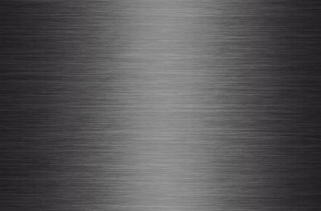 Brushed metal texture abstract background photo