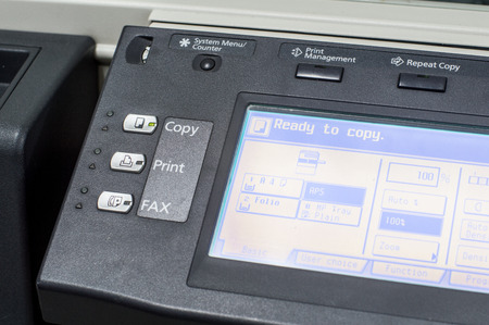multifunction: Multifunction printer Copy Print FAX in office