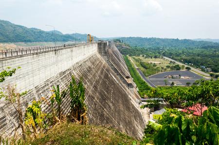 Khundanprakanchon dam, Nakhon Nayok, Thailand  photo