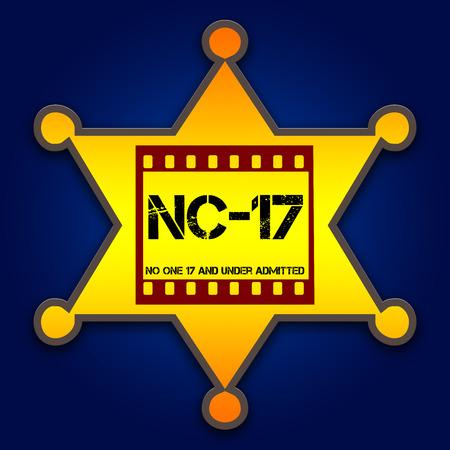 critics: movie rated and scoring film critics Stock Photo