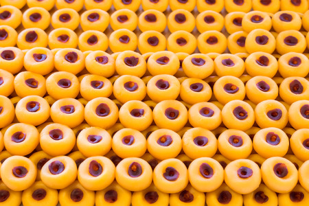 candied: Candied Sweet Potatoeskind of Thai sweetmeat