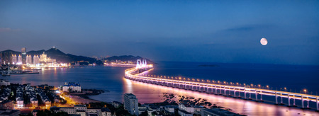 Dalian Cross-sea Bridge