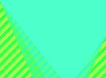 yellowish green with yellow stripes and light blue plain background and copy space. Stock Photo - 150282536