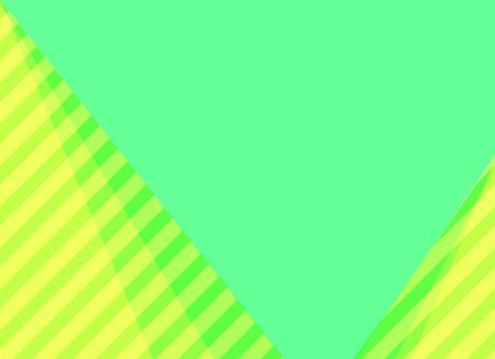 yellowish green with yellow stripes and yellowish green plain background and copy space. Standard-Bild - 150281496