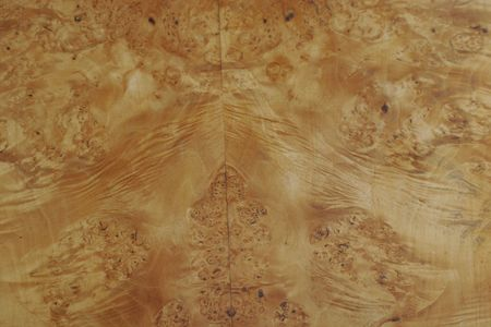 marquetry: a part of plank of wood