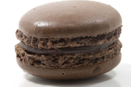 ganache: french macaron, the famous pastry
