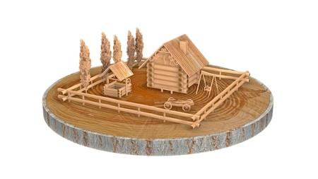 tree family house