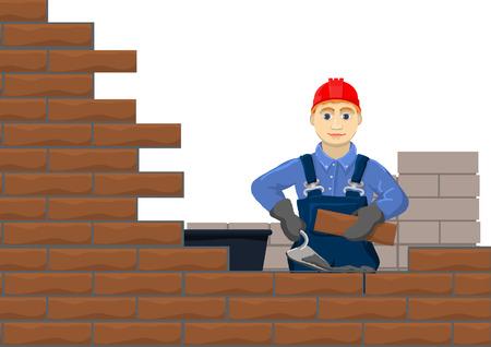 mason use solution puts masonry and bricks