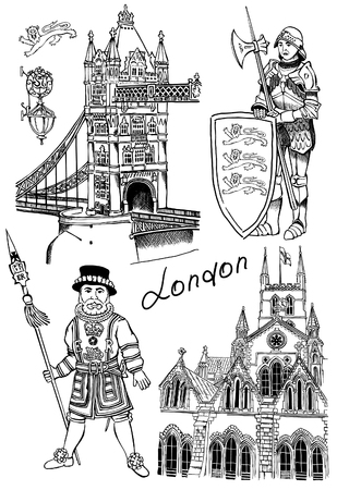 The city of London 스톡 콘텐츠 - 113250485
