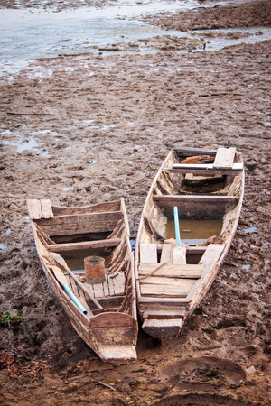 soul mate: Soulmate Boats Stock Photo