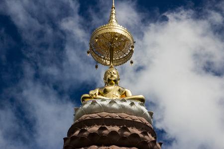 buddha image: watprathat phasonkeaw petchabool buddha image