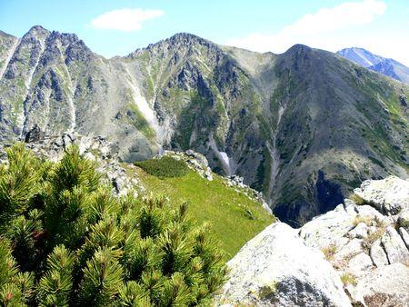 De Hoge Tatra Stockfoto