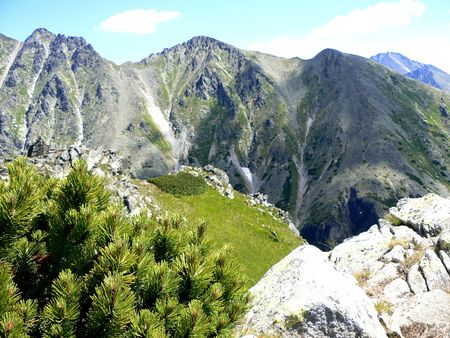 The High Tatras Stock Photo