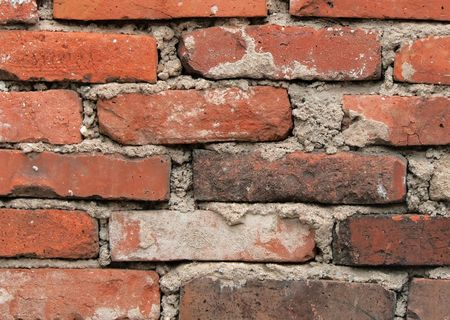 redbrick: Brick wall