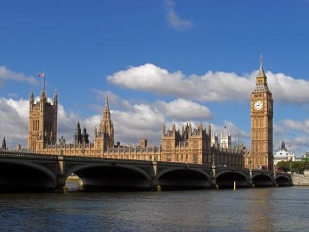 Westminster Palace en de Big Ben