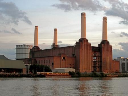 Battersea Power Station in London, United Kingdom photo