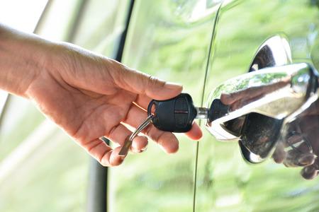 rental: The car, the car rental.