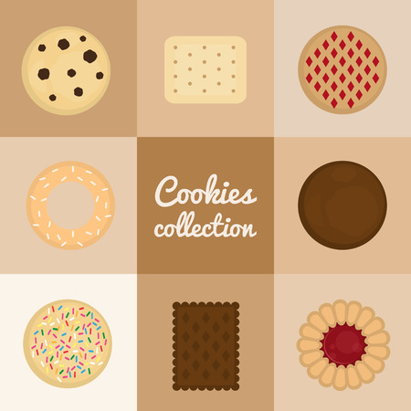 chocolate cookie: Cookie collection.