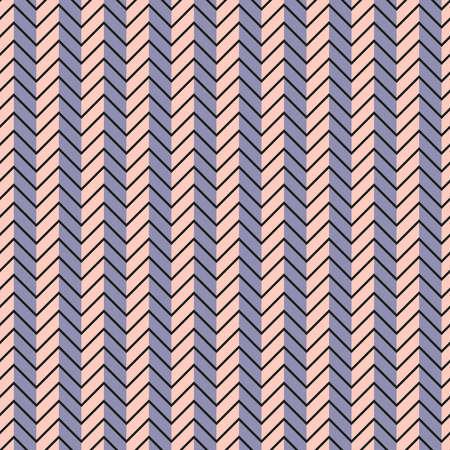 Chevron checks seamless pattern.