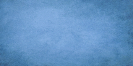 Blue wide grunge effect texture.Old stained blue pattern for design work with copy space.