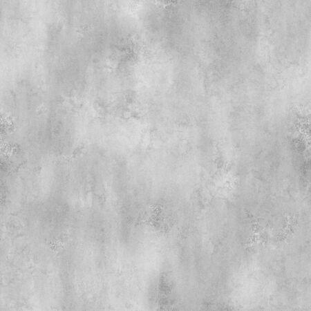 Monochromatyczna bezszwowa tekstura z odcieniem szarości. Grunge stary tekstura ściana, beton cementowy tło.