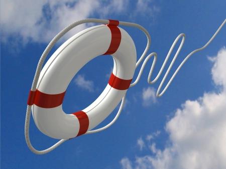 aro salvavidas: Salvavidas Flying