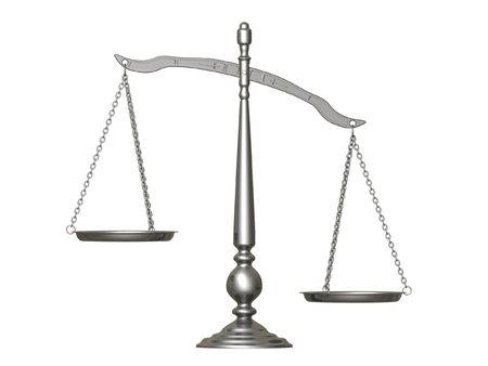 weighing: Silver Balance