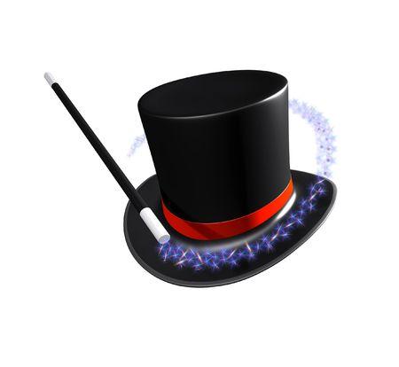 tophat: Magicians hat