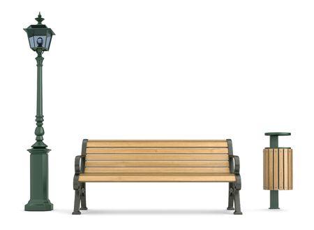 streetlamp: Silent place