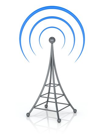 Communications Tower Stock Photo - 6449783