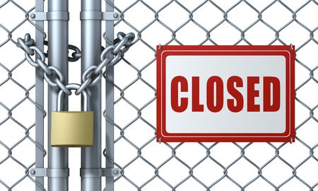 Closed Stock Photo - 6449740