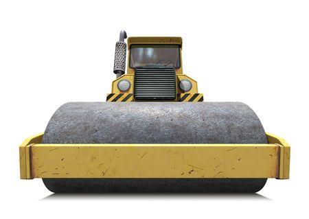 roadwork: Steamroller