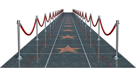 famous actor: Walk of fame