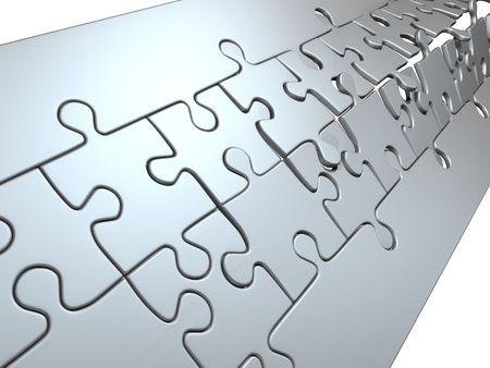 routing: Integration (3D concept)