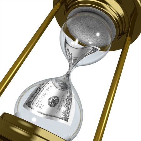 discharge time: Time and money