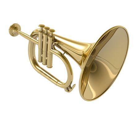 blare: Trumpet