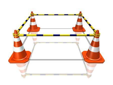 quadrant: Safety area