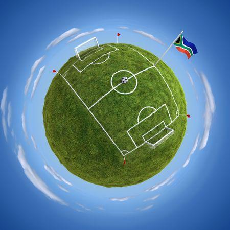 3d planets: Championship Stadium