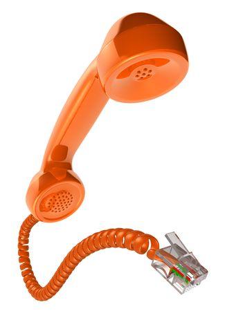Phone Receiver Stock Photo - 6472891