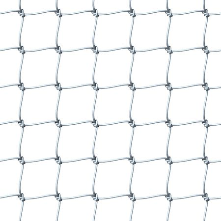 knotted: Seamless Net Texture Stock Photo