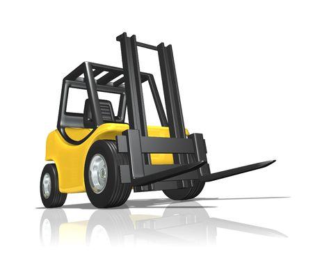 industrie: Forklift