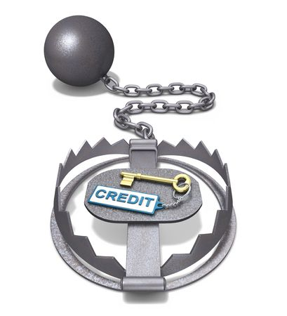 shackled: Credit and trap