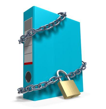 Confidential files Stock Photo - 6516595