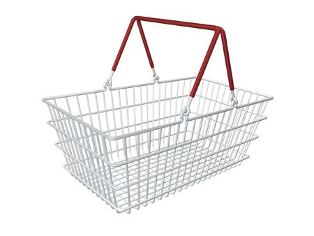Shopping basket Stock Photo - 6516633