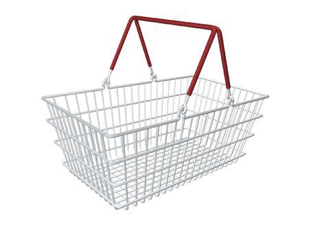 Shopping basket Stock Photo - 6516633