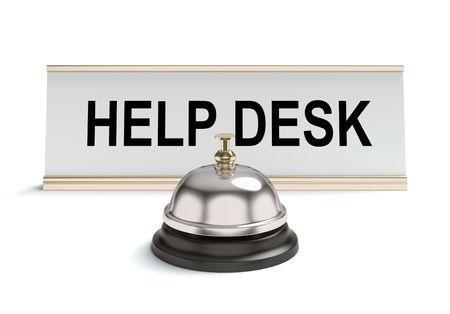 Help desk photo