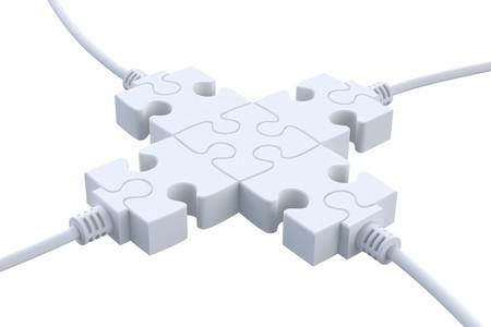 wire pin: Plugs Stock Photo
