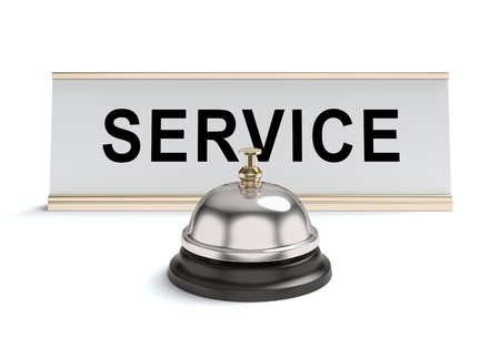 call bell: Service