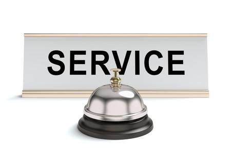 client service: Service